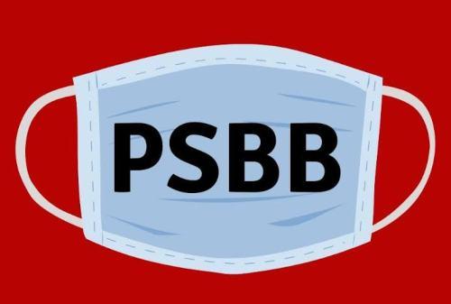 Tarik Rem Darurat, PSBB Jakarta Kembali Seperti Awal Pandemi