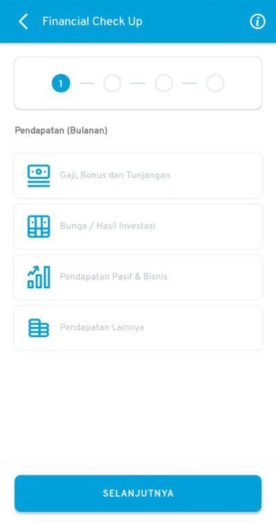 Panduan Financial Check Up 1