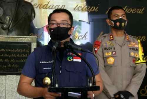 Kang Emil Terapkan PSBM, bukan PSBB, di Wilayah Bodebek