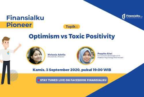 Wajib Tahu! Ini Istilah Toxic Positivity yang Benar dalam Kesehatan Jiwa
