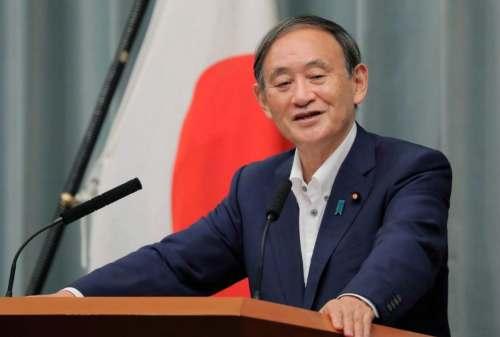 Selamat! Yoshihide Suga Resmi Jadi Perdana Menteri Jepang Baru! 03