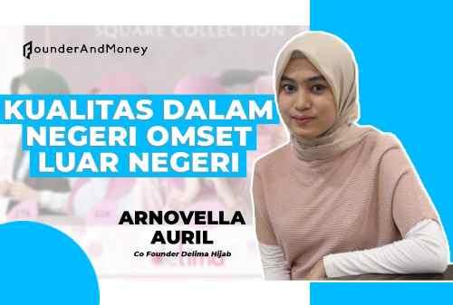 Gabung Bisnis Delima Hijab Untuk Bangun Pribadi