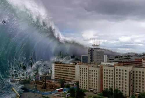 Heboh! Pulau Jawa Diprediksi Tsunami 20 Meter, Begini Jelasnya