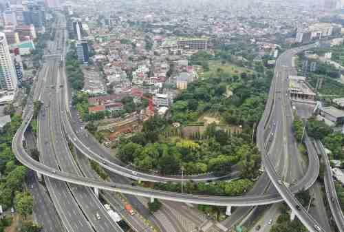 Kasus Covid-19 Belum Terkendali, PSBB Jakarta Diperpanjang