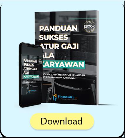 4 Ebook Panduan Sukses Mengatur Gaji Ala Karyawan