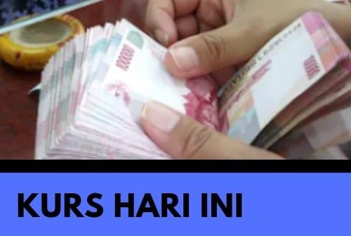 Kurs Dollar Hari Ini 22 September 2020