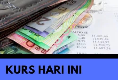 Kurs Dollar Hari Ini 23 September 2020