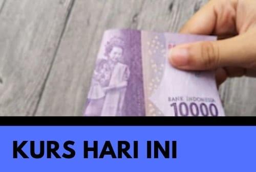 Kurs Dollar Hari Ini 24 September 2020
