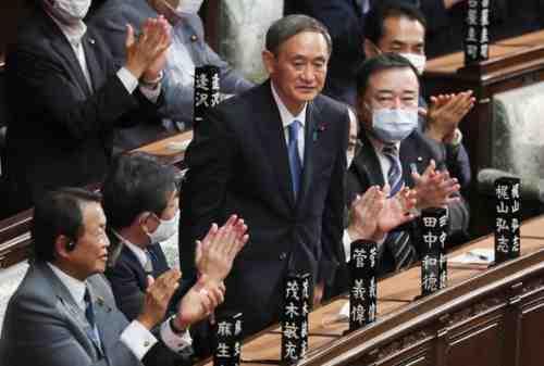 Selamat! Yoshihide Suga Resmi Jadi Perdana Menteri Jepang Baru! 02