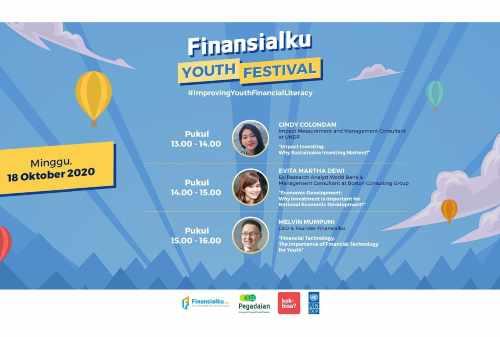 Finansialku Youth Festival 2020 Ajak Kaum Muda Melek Finansial 000