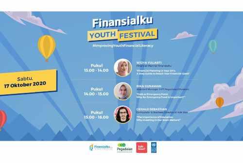 Finansialku Youth Festival 2020 Ajak Kaum Muda Melek Finansial 00