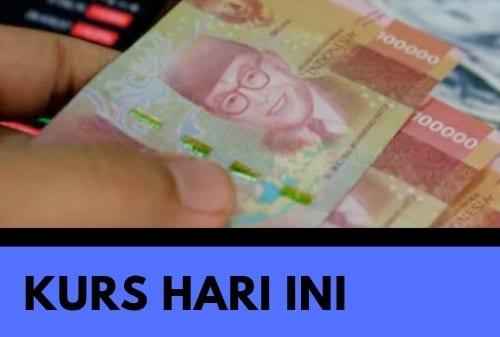 Kurs Dollar Hari Ini 17 Februari 2021