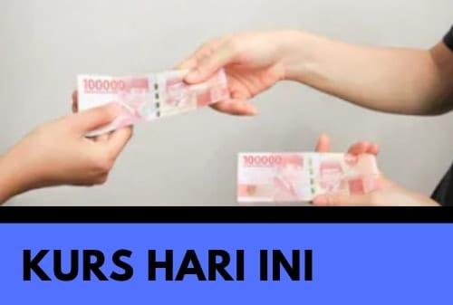 Kurs Dollar Hari Ini 25 Februari 2021
