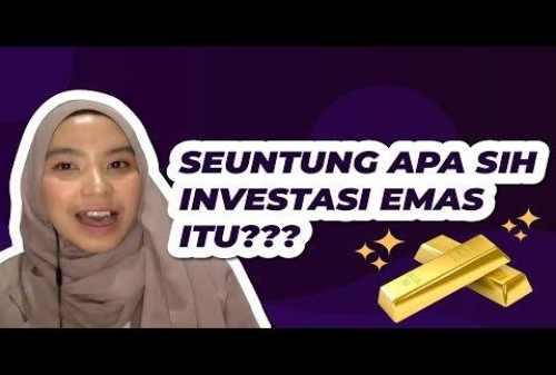 Seuntung Apa Sih Investasi Emas??