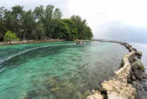 Kepulauan Seribu Pulau Bulat
