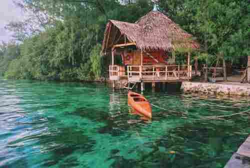 Kepulauan Seribu Pulau Macan