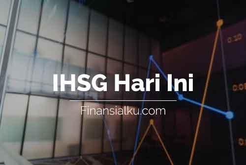 Penutupan IHSG Hari Ini, 15 Januari 2021 Melemah di 6.373,412