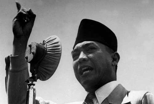 Mengenal Gaya Kepemimpinan Soekarno, Presiden Penuh Karisma