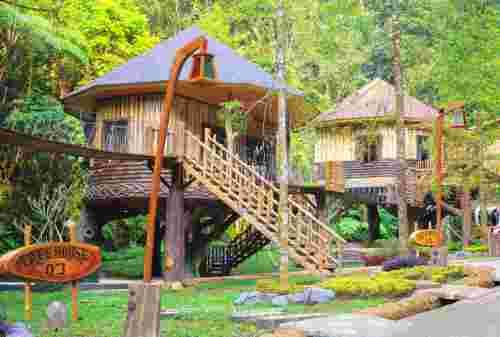 Rekomendasi Villa Puncak Untuk Habiskan Akhir Tahun 2020