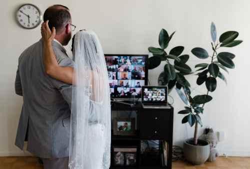 Perlu Anda Ketahui Ketika Menggelar Virtual Wedding Saat Pandemi
