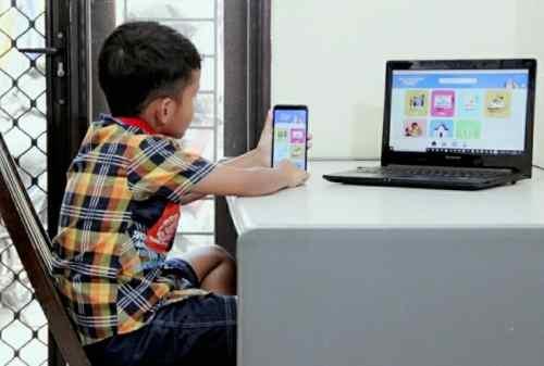 Sekolah Tatap Muka Masih Lama, Ini Tips Sekolah Online Buat Orangtua