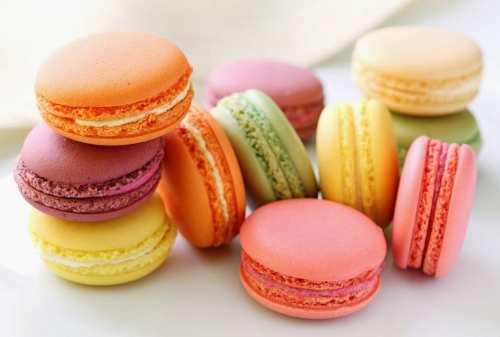 Resep Macaron Warna-warni yang Bisa Kamu Buat Di Rumah