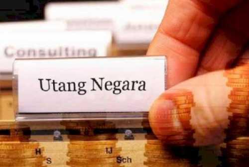 Utang Pemerintah Indonesia Bengkak Hingga Rp 6.000 T, Ini Sebabnya