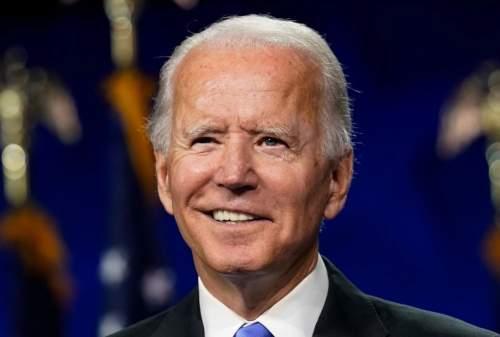 Joe Biden Resmi Jadi Presiden Amerika Serikat (AS) yang Ke-46