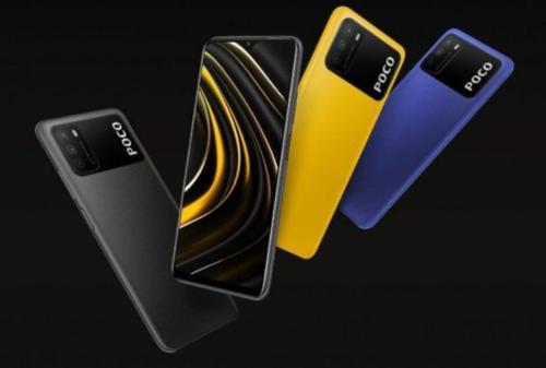 Xiaomi Poco M3 Segera Beredar, Ini Harga dan Spesifikasi Lengkapnya