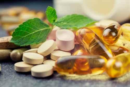 Ini Vitamin Untuk Daya Tahan Tubuh yang Perlu Dikonsumsi