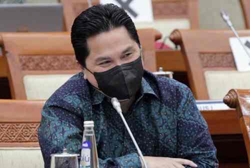 Erick Thohir Terpilih Jadi Ketua Masyarakat Ekonomi Syariah 2021-2024