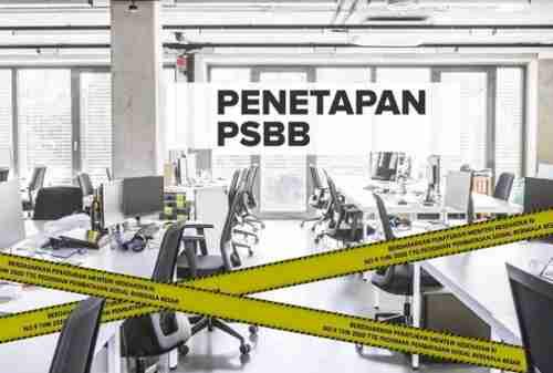 8 Peraturan Baru Saat PSBB 7 Provinsi Diterapkan