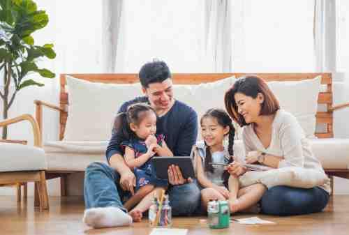 Hindari Inferiority Complex, Ini Cara Seimbangkan Peran Ayah di Rumah 01 - Finansialku