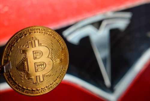 Gara-Gara Diborong Tesla, Harga Bitcoin Pecah Rekor Lagi