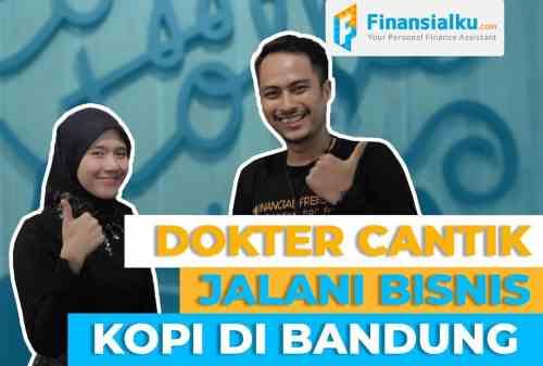 Najma Nur Islami, Dokter Cantik Pemilik Coffee Toffee Bandung