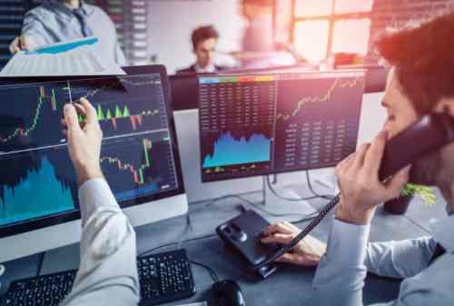 Dasar Analisa Teknikal Untuk Mengetahui Kondisi Pasar Trading
