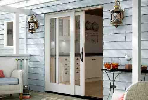 Lebih Gaya dengan Pilihan Pintu Geser untuk Rumah Minimalis