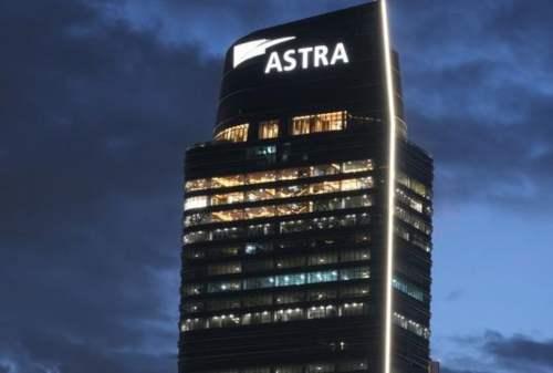 Tahun 2021 Astra International Catat Penurunan Laba Bersih