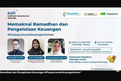 Makna Ramadan & Pengelolaan Keuangan