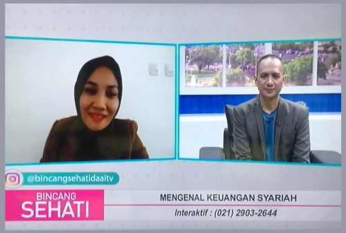 Finansialku x Bincang Sehati Daai TV: Mengenal Keuangan Syariah