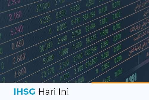 IHSG Hari Ini 14 April 2021
