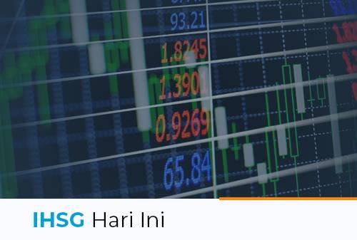 IHSG Hari Ini 16 April 2021