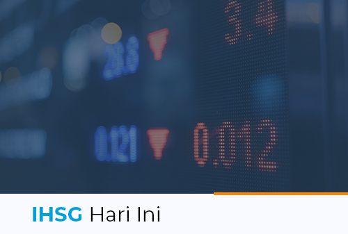 IHSG Hari Ini 19 April 2021