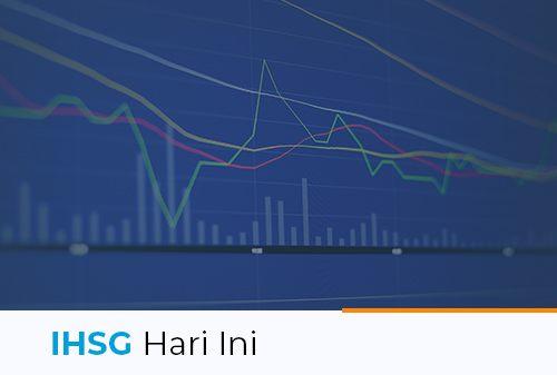 IHSG Hari ini 22 April 2021