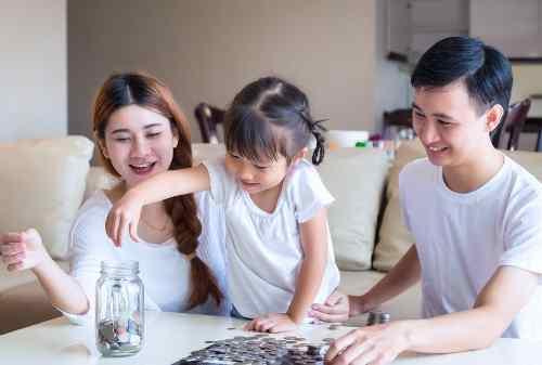 Jangan Sampai Anak Tahu 5 Masalah Keuangan Keluarga Ini