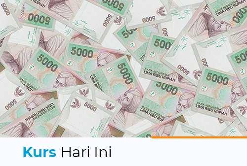 Kurs Dollar Hari Ini 5 Mei 2021