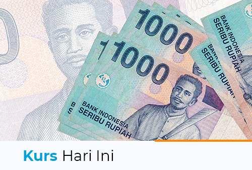 Kurs Dollar Hari Ini 6 Mei 2021
