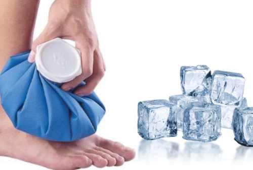 Stop Kompres Cedera Pakai Es, Ini Dampaknya!