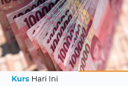 Kurs Dollar Hari Ini 7 Mei 2021