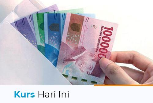 Kurs Dollar Hari Ini 10 Mei 2021